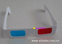 Wholesale Paper D Glasses for DVD good quality