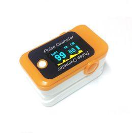 Wholesale OLED Fingertip Pulse Oximeter Spo2 Pulse Oximeter Monitor Pulse Oximetry CE Approved