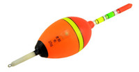 Wholesale Colorful Plastic Portable Fishing Float Floater Foam Bobber Soft Buoy Fishing Supplies