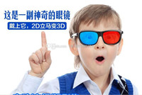Wholesale 2014 Most Popular Radeen D Glasses best Visual effect For Region Region TV series disney movie carton Latest Cartoon DHL Free