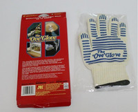 Wholesale 100 the ove glove hot surface handler Microwave oven Glove with Non Slip Silicone Grip