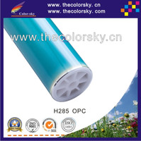Wholesale CSOPC H285 universal laser printer parts OPC drum for HP Laserjet P1005 P1006 P toner cartridge by dhl