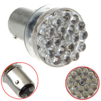 car rear led lights - 1157 F BAY15D LED Car Tail Brake Light Led Stop Turn Light Auto LED Bulb Rear Lamp White K705