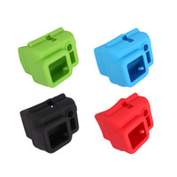 Wholesale New Colors Camera Silicone Protective Dirtproof Case Cover Skin Accessories for Gopro Hero Blue Green Black Red D1182