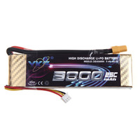 Wholesale High Power YKS Lipo Battery V mah C MAX C XT60 Plug for RC Drift Car Boat Truck Airplane Helicopter Part RM656