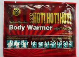 18 High Quality heat patch body warmer heating pad, Drop Shipping!