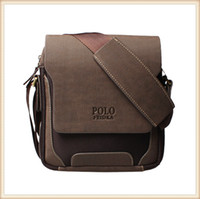 Wholesale The new Paul men s bags Men shoulder inclined shoulder bag Oxford cloth with leather Contracted business package outdoor bag