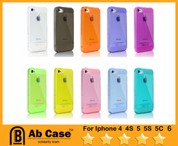 Wholesale Clear Hard Case for iphone case, for samsung, for sony, post free shipping