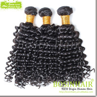 Free Shipping Grade 5A Mix Length Curly Extensions Brazilian...