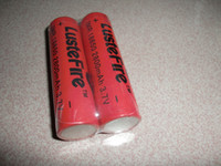 Wholesale 2 x RECHARGEABLE V mAh lustefire UltraFire Battery uwelectronics