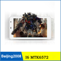 New arrival 6. 5 Inch MTK6572 Android 4. 2 Dual Core 3G Tablet...