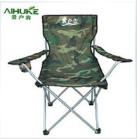 Metal 494980 Garden Chair Hot-selling Quality Outdoor Camouflage Folding Chair Folding Fishing Chair Beach Chair Outdoor Armrest Chair Ultra Comfortable