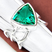 Wholesale 2014 new brand punk Bulk fashion jewelry wedding rigns Tops Gifts unusual austrian crystal ring gemstone lovers rings four options