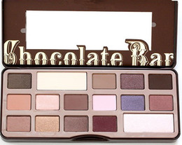 Wholesale Brand make up Eye Shadow Color Chocolate bar eyeshadow makeup Palette Hot on sale From richandyoung