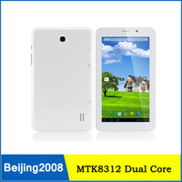 7Inch 3G Dual Core Phone Call Tablet PC android 4. 2 MTK8312 ...