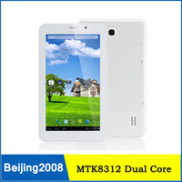 3G 7inch MTK8312 Daul Core 3G 2G Phone call Tablet PC Androi...