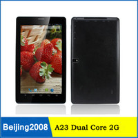 Cheap Allwinner A23 Dual Core 2G phone Tablet with 9inch Cap...