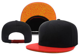 Wholesale High Quality Fashion Hats Newest Jordans Snapback Black Adjustable Hats Cool Cheap Snap Back Hats Brand Summer Caps for Men and Women