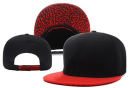 Wholesale 2014 Hottest Jordans Snapback Hats Cheap Hip Hop Hats Cool Flat Brim Caps Brand Sports Caps Fashion Style Hats and Caps Red Brim Sun Hats