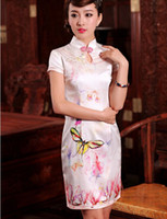 2014 New Design!Pure Silk Summer Daily Wear Dresses Women Ch...