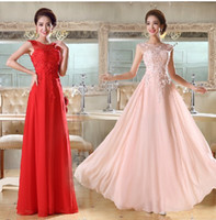 2014 New Design!A- Line Satin Dresses Evening Wear Dresses Wo...