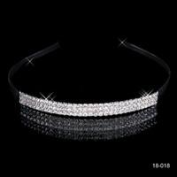 Wholesale 2014 Cheap Wedding Bridal Tiaras Fashion Crown Fashion mutation Rhinestone inlay Crown Tiara