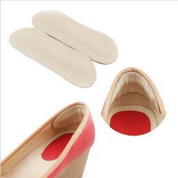 Wholesale Soft Insert Leather Heel Liner Grips High Heel Comfort Pads Feet Care Accessories