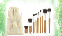 Cheap CB1002 makeup Brushes set Best 1000 Nylon environmental protection