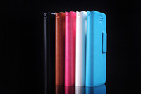 For Apple iPhone Metal Fine Leather Universal mobile phone manufacturers, wholesale leather protective sleeve domestic brand sucker Universal Universal Mobile Phone Case