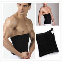 Men Bodysuit Shapers Men's Healthy slimming body Abdomen shaper belt Burn Fat underwear