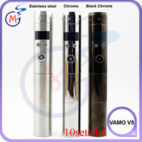 Wholesale hottest products china supplier Vamo V5 mod clone