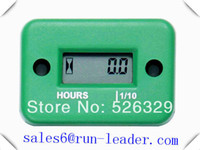 Wholesale Waterproof Hour Meter For gasoline engine ATV jet ski jet boat snowmobile motorcycle motocross