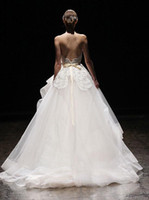 Cheap A-Line A Line Wedding Dresses Best Reference Images Strapless Wedding Gowns