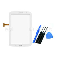 Wholesale Original new quot touch screen digitizer glass for SAMSUNG Galaxy Note N5110 TFT Tablet pc MID panel white tool