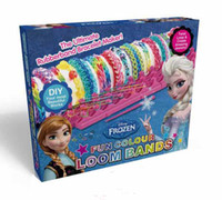 2014 frozen Loom Bands set The Ultimate Rubberband Bracelet ...