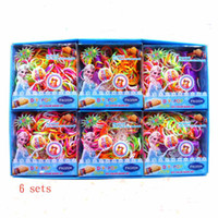 8-11 Years Multicolor Rubber FROZEN princess DIY Loom Bandz Colorful Candy bracelets Necklace Tools Rubber Bands Hoops