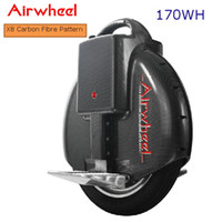 Wholesale New Airwheel X8 WH self balancing Electric Unicycle scooter Authentic with V V charger available