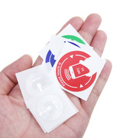 Wholesale 3pcs Smart NFC Tag Stickers Ntag203 for Samsung Galaxy S5 S4 Note III Sony Xperia Nexus