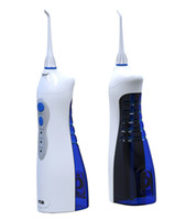 Water Pick No Yes Express 3-8 Days Free shipping Rechargeable Oral Irrigator Dental Gum Care Water Jet Flosser Waterproof Auto Power-off Blue Freeshipping