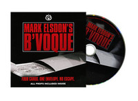 Wholesale B Voque by Mark Elsdon no gimmicks magic trick fast delivery paypal accept