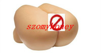 Woman Solid Silicone Japanese free shipping - 3d solid sex dolls, big ass pussy masturbator, male masturbation dolls with vagina anal sex, soft silicon love dolls