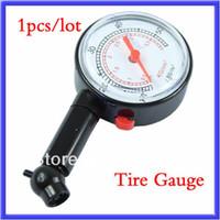 Wholesale Car Motor Dial Tire Gauge Meter Pressure Tyre Measureement Tool