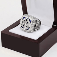 Wholesale New York World Series Championship Ring Size Best Fan Gift for Men Jewelry k Plated