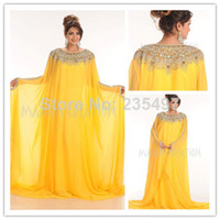 Reference Images High Neck Natural 325 Sale Elegant Dubai Kaftan Dress Floor Length Arabic Evening Dress With Long Sleeve Custom Made Abaya In Dubai