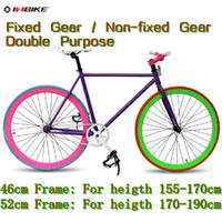 Wholesale New Arrival Fixed Gear Sports Field Track Vehicle Bike Bicycle Fixed Gear amp Non fixed Gear Version Purpose