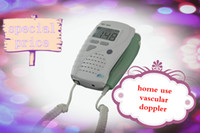 LCD screen 5MHz for standard 2/3/8MHz CE apporved doppler vascular portable,blood flow monitor with 5MHz probe home use