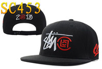 Wholesale 2014 Good Price Fashion Stussy Snapback Hats Caps For Boy Girl Summer Headwear