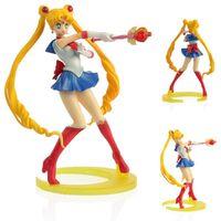 Wholesale Details about New Tamashii Nations Figuarts Zero Sailor Moon Action Figure LCJ