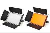 Wholesale AL II TWO COLOR LED video studio light dimming function Lighting K high brightness