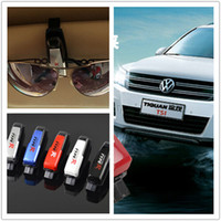 Cheap 10X New Sunglasses Spectacles Eye Glasses Car Visor Ticket Card Holder Clip Sunvisor Mount Free Shipping Drop Shipping